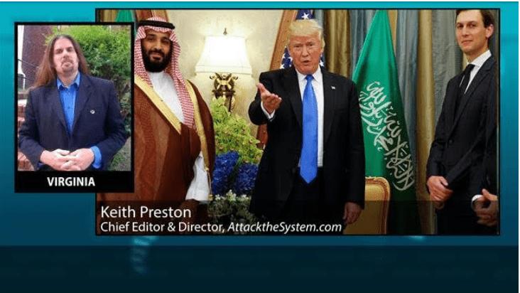 Analis: AS Butuh 'Boneka' Saudinya untuk Kuasai Dunia