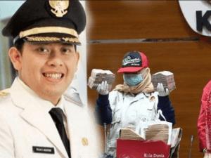 Bupati Cianjur ditangkap KPK