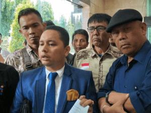 Eggy Sudjana laporkan Kapitra ke Polisi