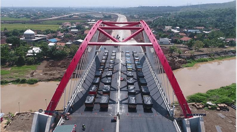 20 Desember, Jalan Tol Jakarta-Surabaya Dioperasikan