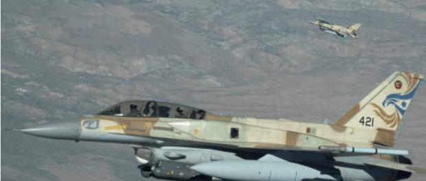 Jet Mata-mata Israel