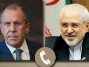 Lavrov dan Zarif