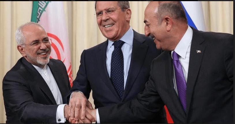 Iran, Rusia dan Turki Sepakat Dukung Badan Konstitusi Baru Suriah
