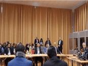 Pembicaraan damai Houthi di Swedia