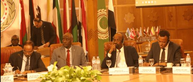 Pertemuan Liga Arab di Kairo