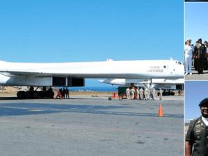 Pesawat Bomber Rusia