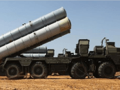 Sistem Pertahanan Udara Rusia di Suriah