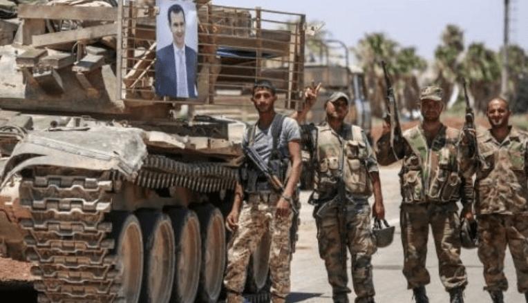HEBOH! Tentara Suriah Siap Serang Israel