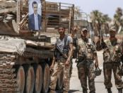 Tentara Suriah Siap Serang Israel