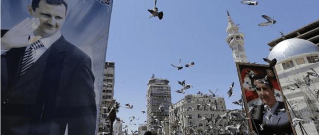 Assad Pemenang Perang Suriah