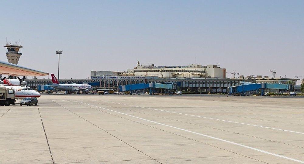 Suriah: Serangan Udara Israel Hancurkan Bandara Damaskus