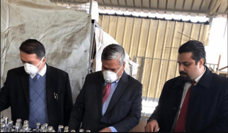 Para Pengusaha Suriah Jajaki Investasi di Indonesia
