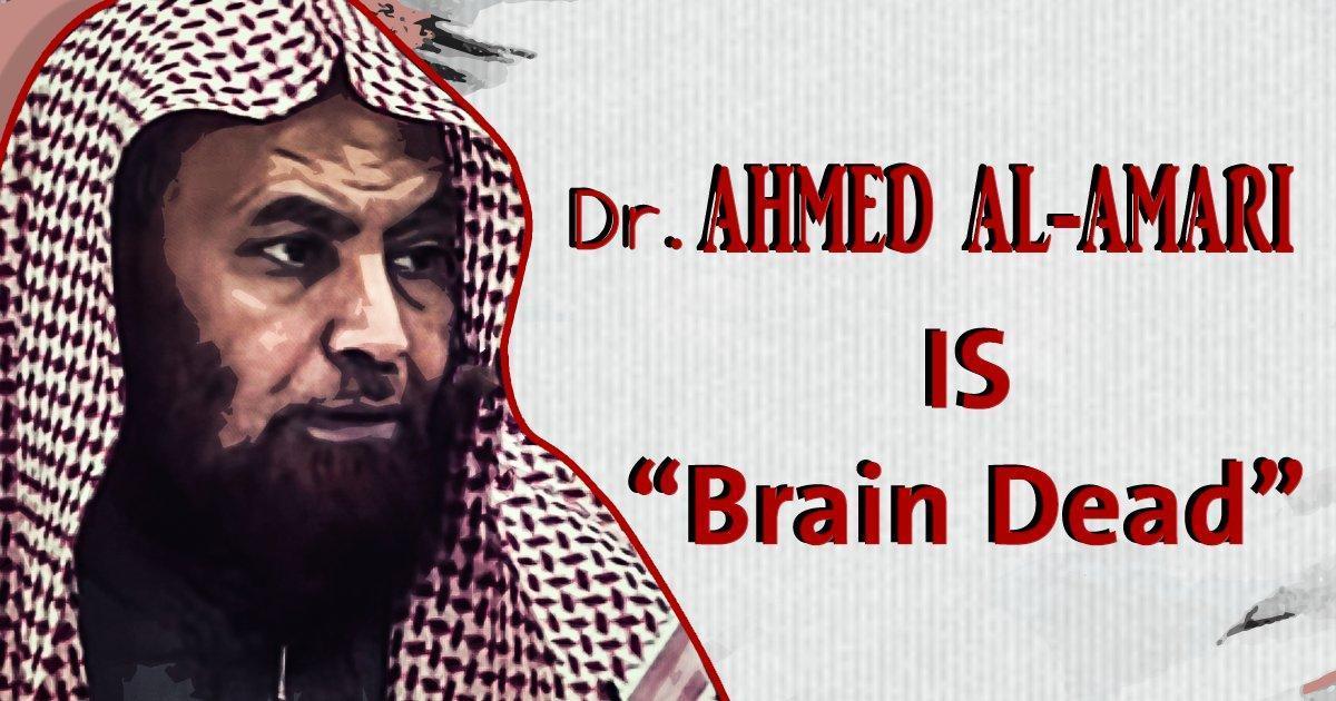 Disuntik Racun di Penjara Bin Salman, Ulama Saudi ini Alami Mati Otak