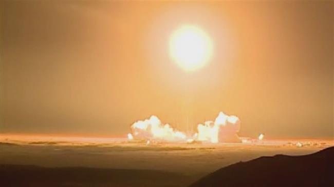 Video: Iran Luncurkan Satelit ke Luar Angkasa