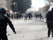Ledakan bom bunuh diri di Tunisia