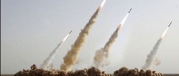 Perang Iran VS AS-Israel