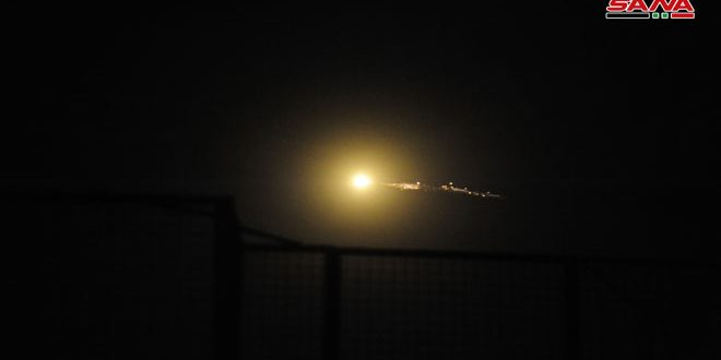 DAHSYAT! Pertahanan Udara Suriah Rontokkan Seluruh Rudal Israel dalam Serangan Terbaru