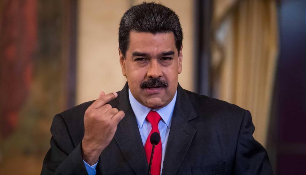 Maduro: AS Curi Puluhan Milyar Dolar Venezuela, Tawarkan Remah-remah sebagai Gantinya