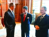 Lavrov: Kehadiran Militer AS Sumber Ketidakstabilan di Suriah