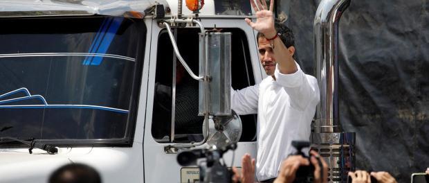 Pemerintah Venezuela Kecam Drama Propaganda AS di Perbatasan