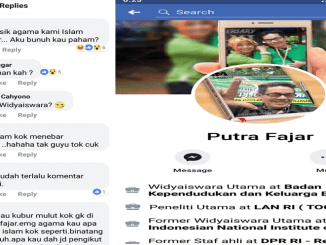 Akun Facebook Denny Siregar