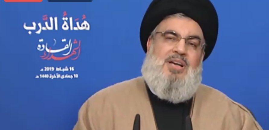 Nasrallah: AS, Israel Takkan Sanggup Lawan Iran