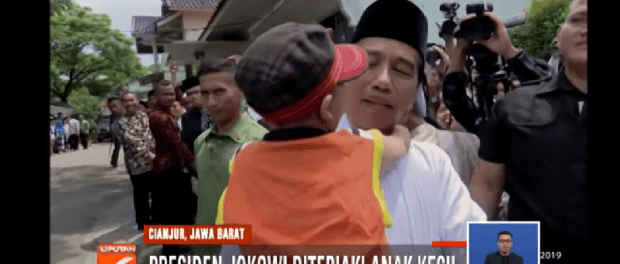 Best Video Presiden Jokowi Bertemu Warga