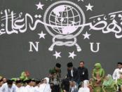 Jokowi Saat Harlah Muslimat di GBK