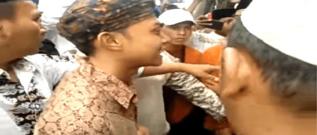Ketua Rijalul Ansor Deli Serdang Sumut Diseret Laskar Sugi Nur Rahardja Saat Tabayyun