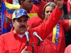 Maduro Putus Hubungan Diplomatik dengan Kolombia dan Usir Dubesnya