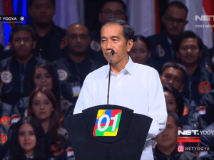 Cerita Jokowi, dari 'Bantaran Kali' Menuju Istana