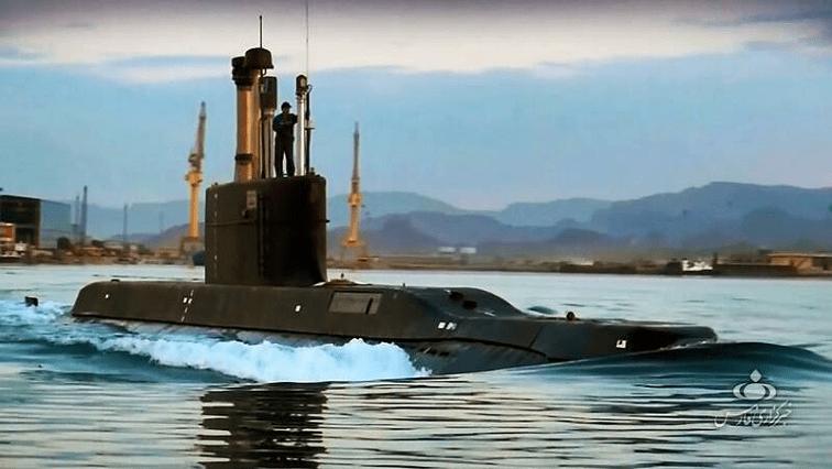 Fateh, Kapal Selam Terbaru Iran Resmi Diluncurkan