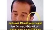 Satire Pedas Netizen, Alat-alat Rahasia Super Canggih Jokowi 'Earpiece dan Pulpen Ajaib'
