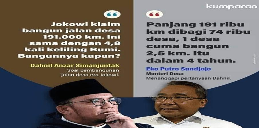 """Surat Terbuka Netizen kepada Dahnil Anzar """"Jangan Asal Mangap"""""""