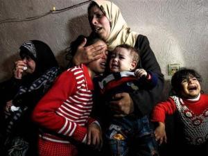 Tentara Israel Jadikan Anak-anak Palestina Obyek Uji Coba Senjata