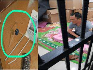 Polri: Andi Arief Bersama Perempuan Berinisial L di Hotel Peninsula