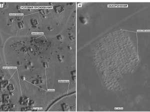 Citra Satelit Rusia Temukan 300 Kuburan Baru Dekat Kamp Rukban