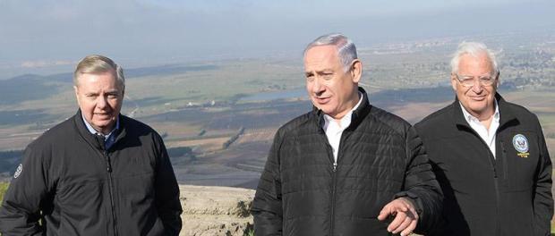 Suriah: AS Melihat Timur Tengah dengan Mata Zionis