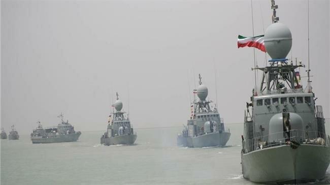 Iran Kirim Kapal Perang ke Selat Bab El-Mandeb
