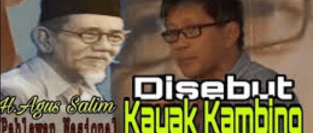 Kurang Ajar, Video Rocky Gerung Sebut KH Agus Salim