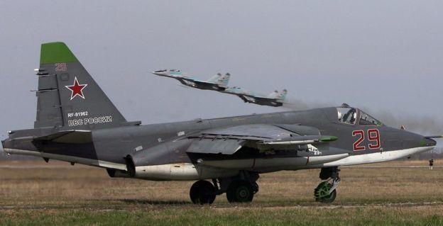 Rusia Terus Kerahkan Jet Tempur ke Hmeimim Suriah jelang Operasi Idlib