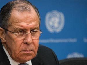 Lavrov: AS Butuh Kamp Rukban untuk Benarkan Kehadirannya di Suriah