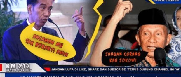 Soal People Power, Mantan Ketua MK 'Semprot' Amien Rais: Itu Tak Bijak