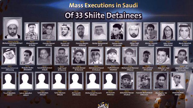 Hizbullah Kutuk Eksekusi Massal Saudi, dan Menuntut AS Bertanggung Jawab