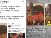 Hidayat Nur Wahid Ikut Sebar Foto Hoaks Logo PKI di Topi