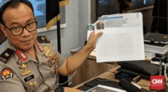 Polisi Gerebek 2 Tempat Pembuat Hoaks Server KPU