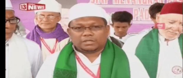 Elemen Umat Islam Deklarasi Dukung Jokowi-Ma'ruf