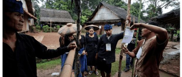 Tolak Golput, Warga Suku Baduy Siap Turun Gunung 17 April