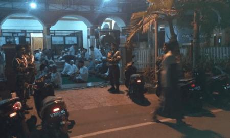 Ansor dan Warga NU Pasuruan Pukul Mundur Kelompok Wahabi yang Akan Kuasai Masjid