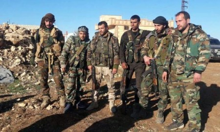 Pasukan Harimau Suriah